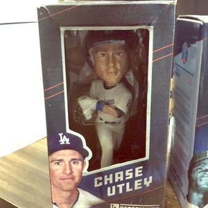Chase utley bobble head